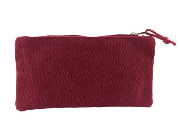 2-紅-筆袋_20X9cm